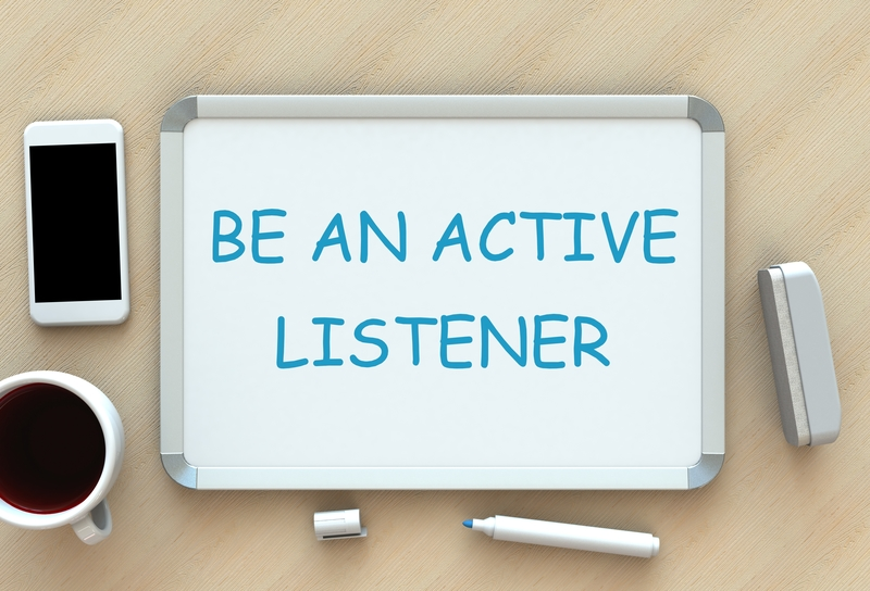 Leadership and The Power of Listening
